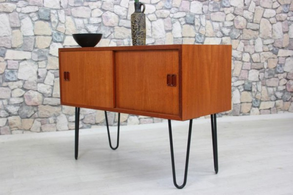 Teak Kommode Sideboard Danish Design 60er